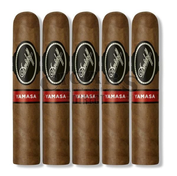 Load image into Gallery viewer, Davidoff Yamasa Petit Churchill 5 Pack