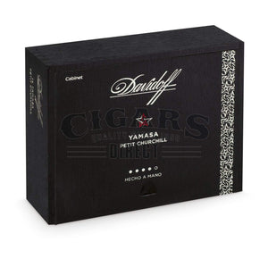 Davidoff Yamasa Petit Churchill Closed Box