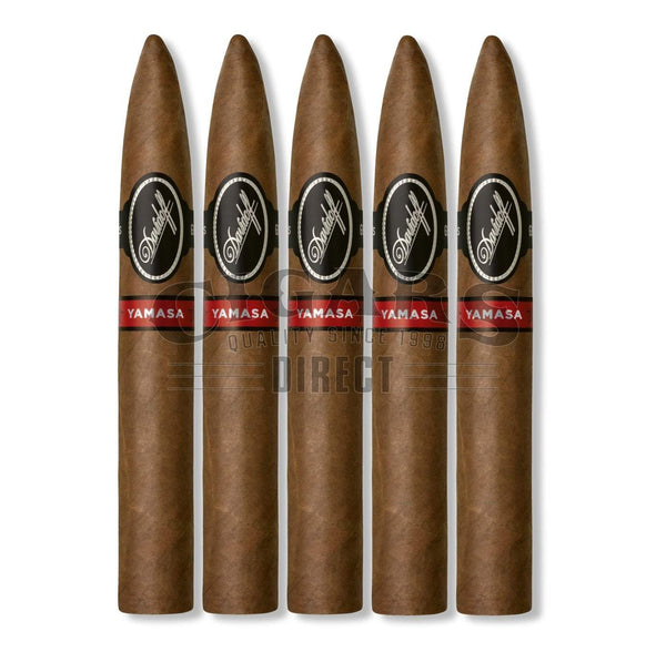 Load image into Gallery viewer, Davidoff Yamasa Piramides 5 Pack