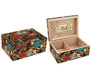 Beat Box 50 Count Humidor