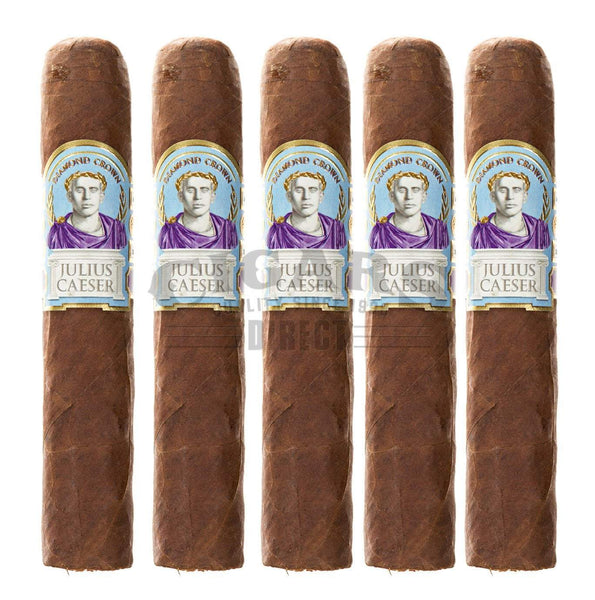 Load image into Gallery viewer, Diamond Crown Julius Caeser Robusto 5 Pack