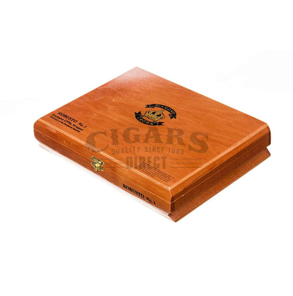 Load image into Gallery viewer, Diamond Crown Original Robusto No.1 Box Closed