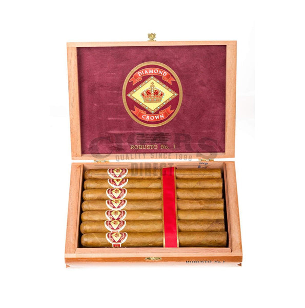Load image into Gallery viewer, Diamond Crown Original Robusto No.1 Box Open