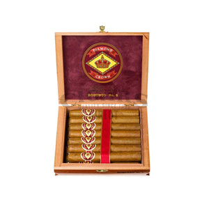 Diamond Crown Original Robusto No.3 Box Open