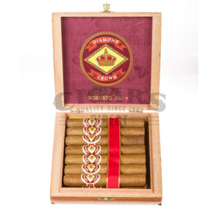 Diamond Crown Original Robusto No.4 Box Open