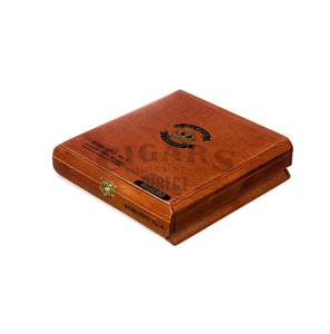 Diamond Crown Original Robusto No.4 Maduro Box Closed