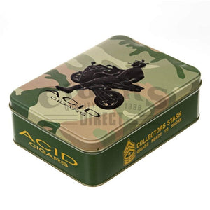 Drew Estate Acid Hunters Collectors Tin Closed