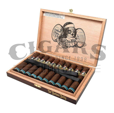 Drew Estate Deadwood Tobacco Fat Bottom Betty Robusto Opened Box