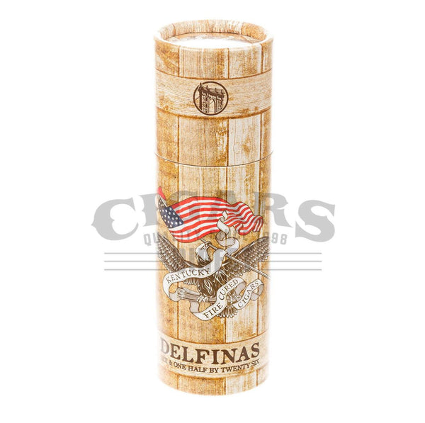 Load image into Gallery viewer, Drew Estate Kentucky Fire Cured Delfinas Tube Closed