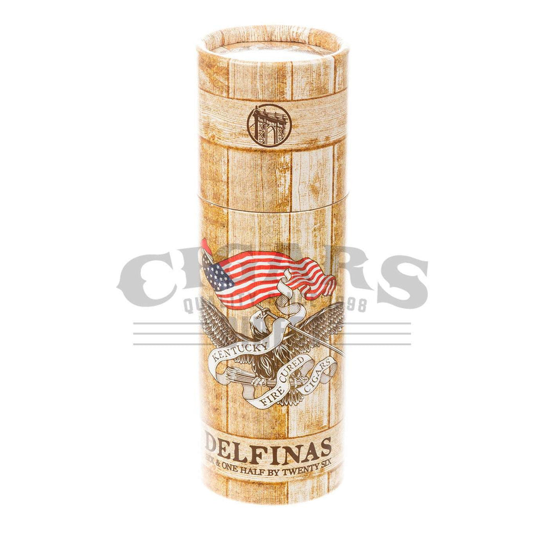 Drew Estate Kentucky Fire Cured Delfinas Tube Closed