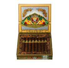 Load image into Gallery viewer, Drew Estate La Vieja Habana Brazilian Maduro Gordito Rico Box Open