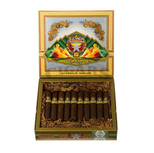 Load image into Gallery viewer, Drew Estate La Vieja Habana Brazilian Maduro Rothschild Luxo Box Open