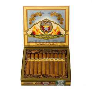 Drew Estate La Vieja Habana Connecticut Shade Bombero Box Open