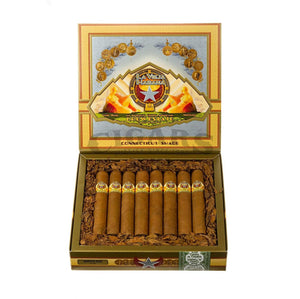 Drew Estate La Vieja Habana Connecticut Shade Gordito Rico Box Open