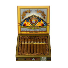 Load image into Gallery viewer, Drew Estate La Vieja Habana Cuban Corojo Gordito Rico Box Open