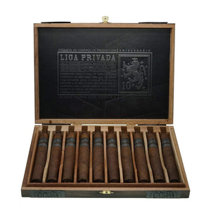 Drew Estate Liga Privada 10Th Anniversary Box Open