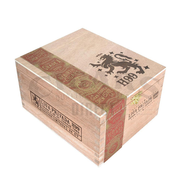 Load image into Gallery viewer, Drew Estate Liga Privada H99 Toro Box Closed