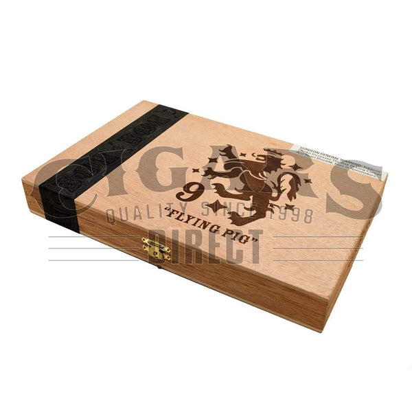 Load image into Gallery viewer, Drew Estate Liga Privada No.9 Flying Pig Box Closed