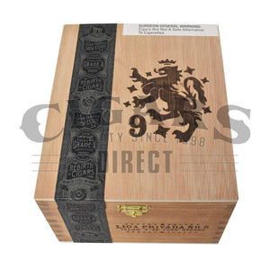 Drew Estate Liga Privada No.9 Toro Box Closed