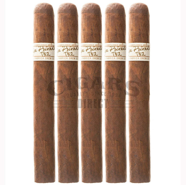 Load image into Gallery viewer, Drew Estate Liga Privada T52 Corona Doble 5 Pack