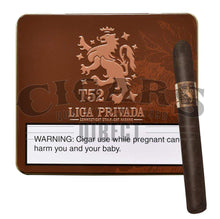 Load image into Gallery viewer, Drew Estate Liga Privada T52 Coronets Tin