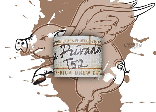 Load image into Gallery viewer, Drew Estate Liga Privada T52 Flying Pig Band