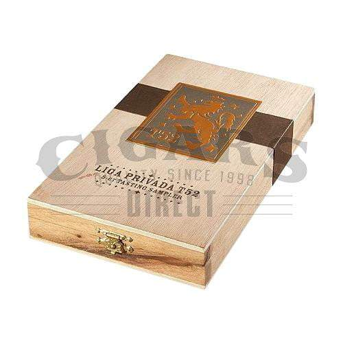 Load image into Gallery viewer, Drew Estate Liga Privada T52 Sampler Box Closed