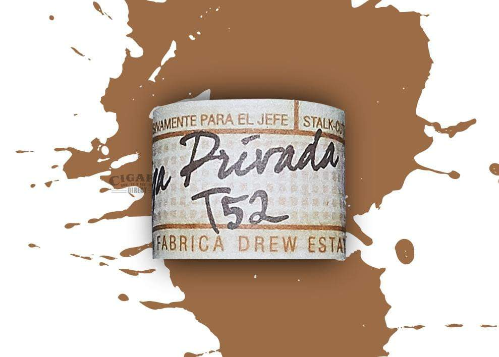 Drew Estate Liga Privada T52 Short Panatela Band