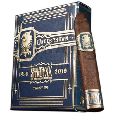 Drew Estate Liga Undercrown Shady XX Box