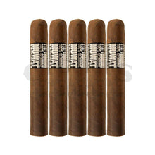 Load image into Gallery viewer, Drew Estate Muwat 5 X 60 Robusto Gordo 5 Pack