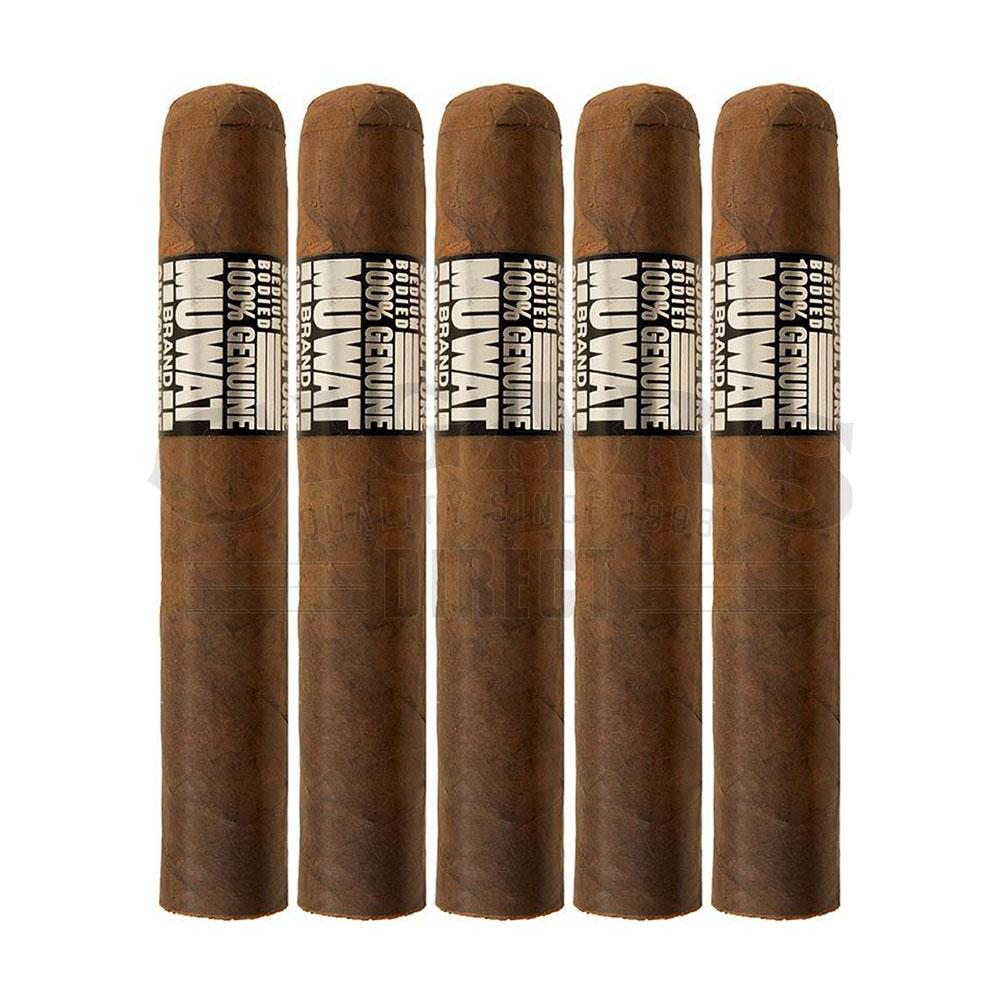 Drew Estate Muwat 6 X 60 Toro 5 Pack