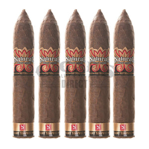 Drew Estate Natural Dirt Torpedo 5 Pack