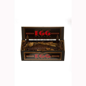 Drew Estate Egg Maduro Box Open