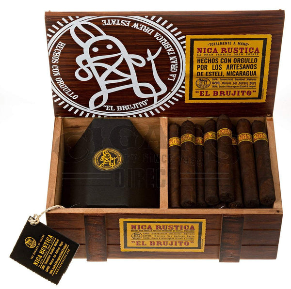 Load image into Gallery viewer, Drew Estate Nica Rustica El Brujito Display Box