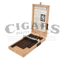 Load image into Gallery viewer, Drew Estate Liga Privada No.9 Sampler Open