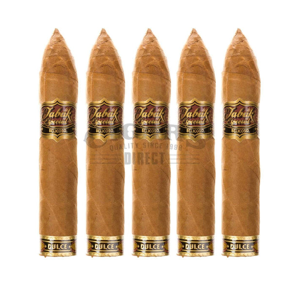 Load image into Gallery viewer, Drew Estate Tabak Especial Dulce Belicoso 5 Pack
