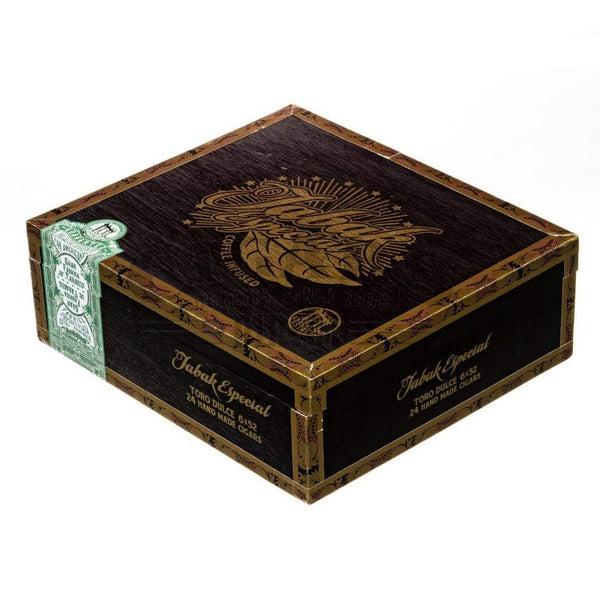 Load image into Gallery viewer, Drew Estate Tabak Especial Dulce Toro Box Closed