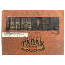 Load image into Gallery viewer, Drew Estate Tabak Especial Negra 5 Cigar Gift Set