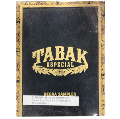 Drew Estate Tabak Especial Negra 5 Cigar Sampler