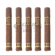 Load image into Gallery viewer, Drew Estate Tabak Especial Negra Corona 5 Pack