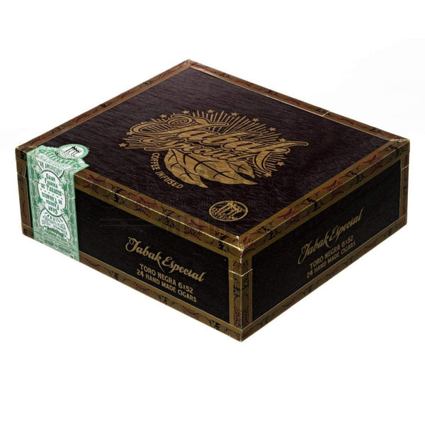 Load image into Gallery viewer, Drew Estate Tabak Especial Negra Toro Box Closed