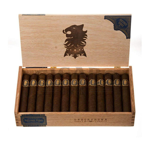 Load image into Gallery viewer, Drew Estate Undercrown Maduro Gordito Box Open