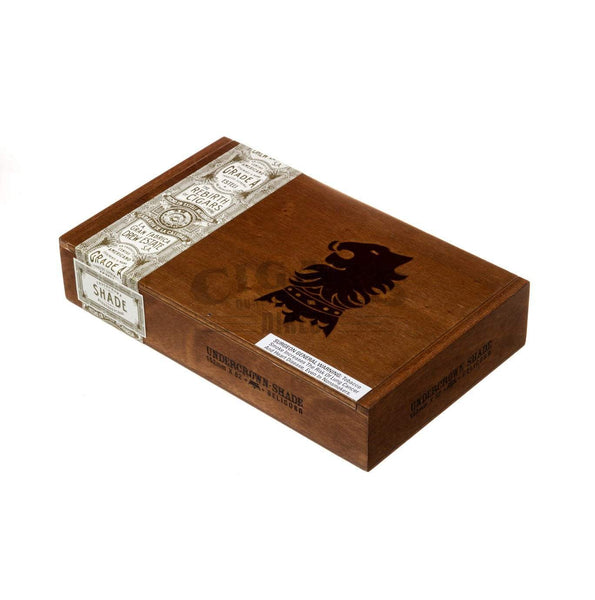 Load image into Gallery viewer, Drew Estate Undercrown Shade Belicoso Box Closed