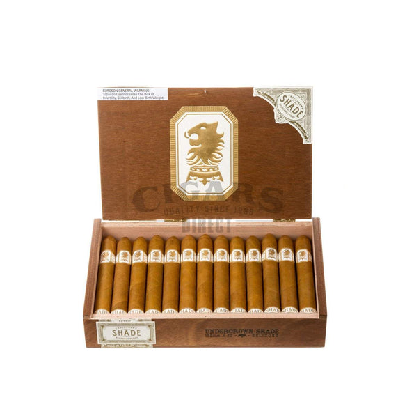 Load image into Gallery viewer, Drew Estate Undercrown Shade Belicoso Box Open
