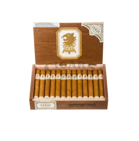Load image into Gallery viewer, Drew Estate Undercrown Shade Corona Box Open