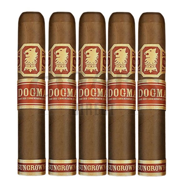 Load image into Gallery viewer, Drew Estate Undercrown Sungrown Dogma 5 Pack