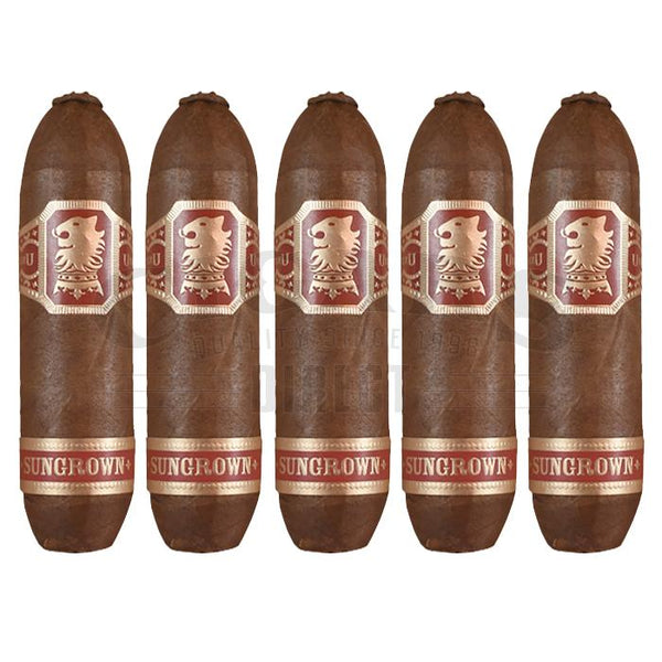 Load image into Gallery viewer, Drew Estate Undercrown Sungrown Flying Pig 5 Pack