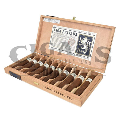 Drew Estate Unico Series Feral Flying Pig Box Open