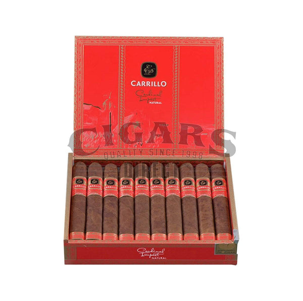 Load image into Gallery viewer, E.P. Carrillo Cardinal Impact Natural 54 Opened Box