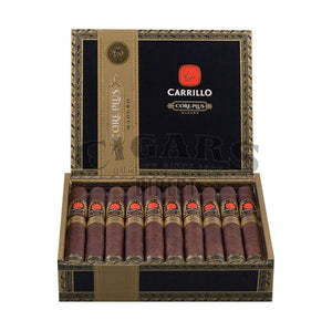 E.P. Carrillo Core Plus Maduro Club 52 Opened Box